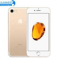 Originale Apple iPhone 7 Quad-Core del telefono Mobile 12.0MP Macchina Fotografica IOS LTE 4G di Impronte Digitali Utilizzato Smartphone