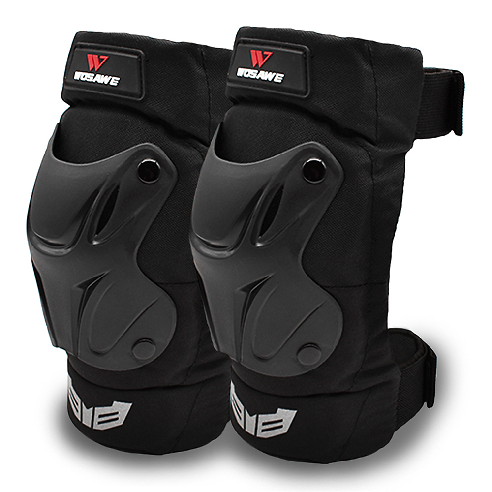Knee Pads Elbow Pads Shin Guard Adult Motorcycle Skiing Protective Gear Set