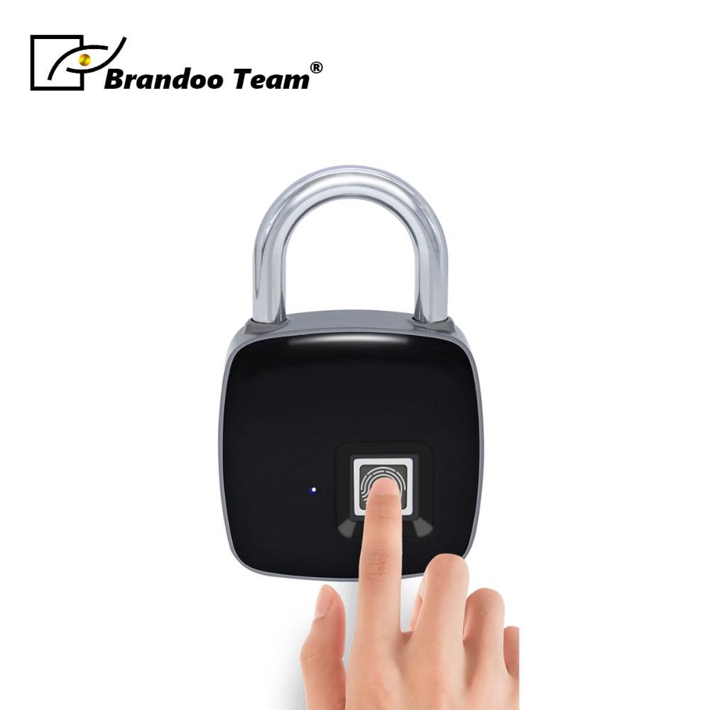USB Rechargeable Smart Key Fingerprint Lock IP65 Waterproof Anti-Theft Security Padlock Door Luggage Case Lock,free shippingUSB Rechargeable Smart Key Fingerprint Lock IP65 Waterproof Anti-Theft Security Padlock Door Luggage Case Lock,free shipping