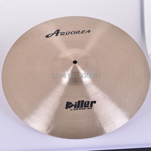 100% handmade Killer 18medium crash ,high quality  bronze cymbal for sale