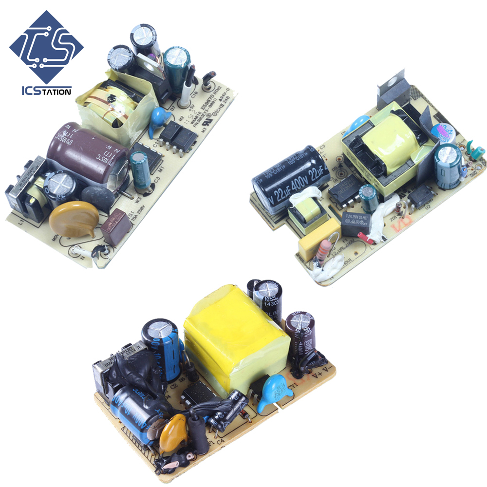 AC-DC 5V 2A 2.5A Switching Power Supply Module 2000MA/2500MA Stabilivolt Power For Replace Repair Bare Circuit Board 20v 1 2a power module 220v to 20v acdc direct switching power supply isolation can be customized