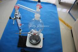 Essential oil steam distiller distilling apparatus,Essential oil steam distillation kit