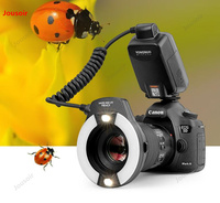 YN14EX Ring Micro Flash TTL Automatic Photometry Single Mirror Camera Professional Hot Shoe Light Micro Light CD50 T07