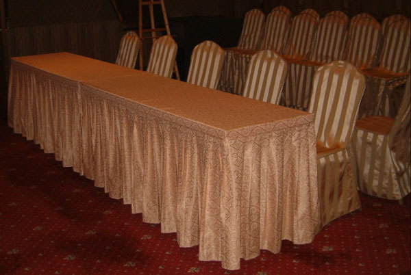 Tablecloth table skirt table skirt tablecloth table skirt linen  Wholesale cheaper Different sizes Different  Price