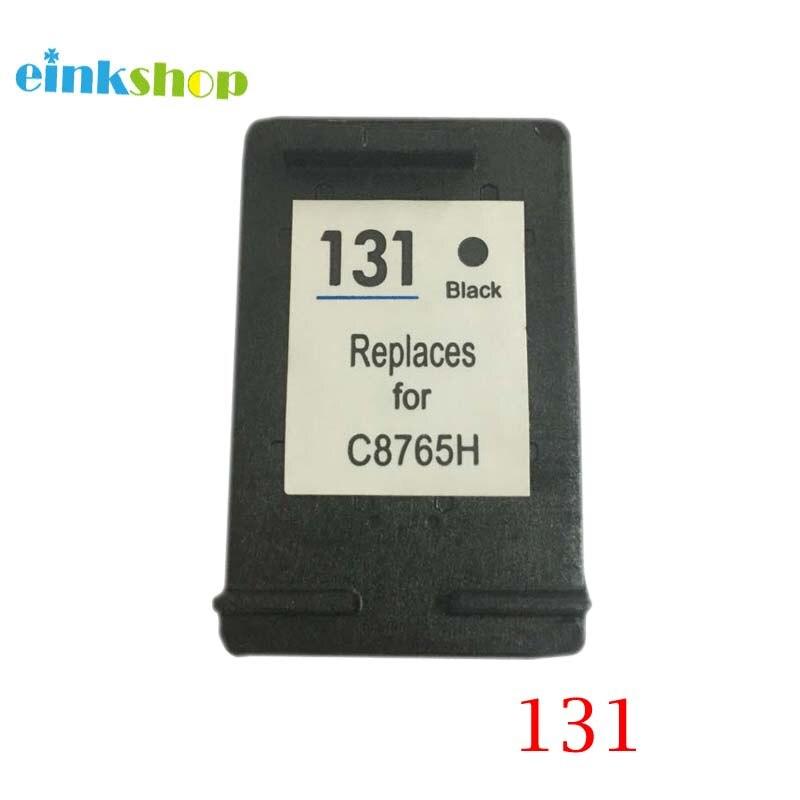 einkshop 131 Перезаправляемый картридж для HP 131 для Photosmart C3100 C3183 PSC 1500 1510 1513 1600 1610 2300