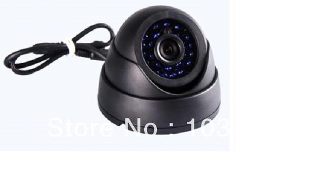CCTV Surveillance Camera System, High Current Ceramic Package