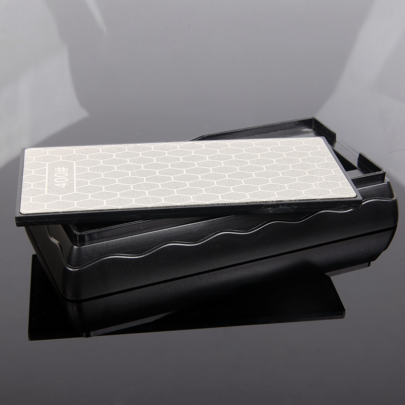 400 1000 1200 grit diamond kitchen knife sharpener professional sharpening stone sharpening for a knife fine and coarse grinding