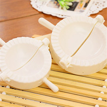 most popular creative Make gadgets dumplings model kitchen utensils baking tool hand pinch artifact Circle Round prop