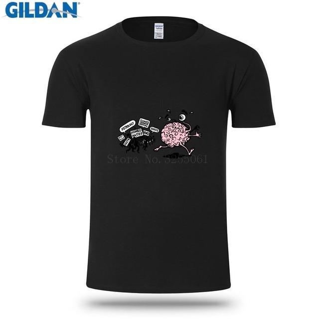 9b8cfc669 Original Men's T Shirt Organic Cotton Beware Of Nonsense Summer Style T- Shirt For Men Cotton Men Tshirt Design Clothing