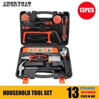 13PCS Home Tools Household Tool Set Home Repair Tool Set Hand Tools