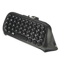 47 مفاتيح البسيطة اللاسلكية chatpad رسالة keyboard keypad for xbox one تحكم اللعبة 2.4 جرام usb اللاسلكية أسود/الأبيض