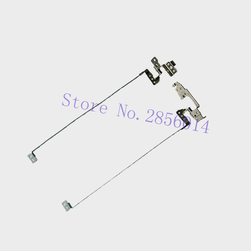 NEW laptop LCD hinge for Lenovo G570 G570A G575 Laptop LCD hinges Left & Right new original for lenovo g570 g575 lvds lcd video cable dc020015w10