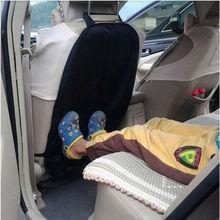 1х заднее сиденье автомобиля протектор коврик против грязной грязи-сохраняет автомобиль Интерьер анти-ребенок-Kick Pad Чехлы легко чистить