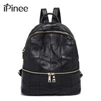 Large Capacity Women S Genuine Leather Backpacks Female School Bag Laptop Backpack Wholesale
