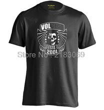 Cool Volbeat Mens & Womens Fashion Casual Punk Hip hop T shirt