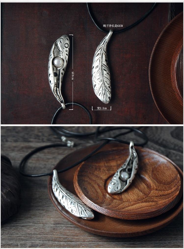 Ювелирные изделия основа для кулонов и ожерелья Винтаж рыба длинное ожерелье женщины подарок на Новый год ожерелье Mujer Рождественский Colar к...