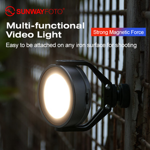 Image 2 - SUNWAYFOTO FL 54 pierścień aparatu światło oświetlenie fotograficzne Fotografia lampa do zdjęć led wideo lampa leddo smartfona do youtube studio Photo