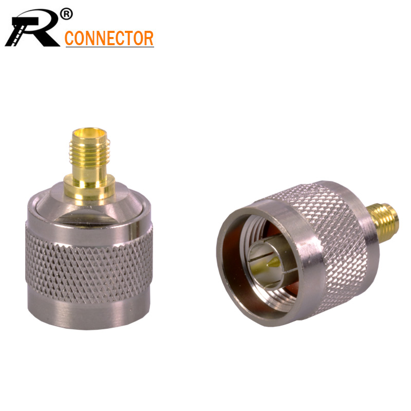 1pc N Male to SMA Female RF Coaxial Cable Adapter