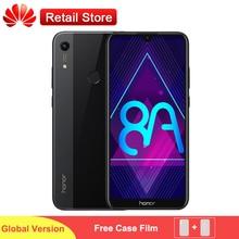 Küresel Sürüm Huawei Onur 8A Smartphone 6.09