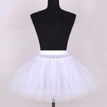 Высококачественная свадебная юбка трехслойная Нижняя юбка Enaguas Novia