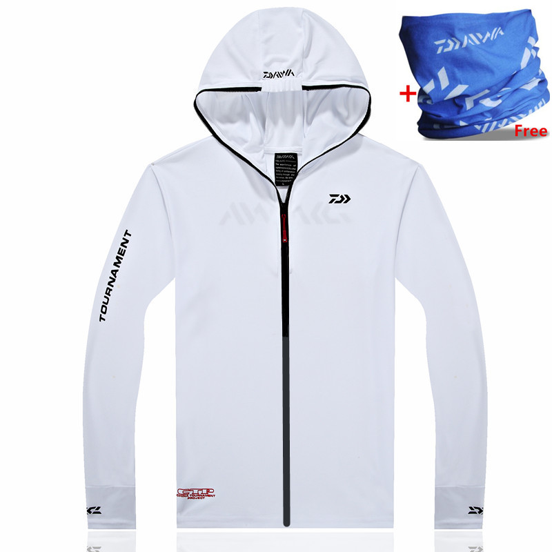 40909c377 Detail Feedback Questions about DAIWA Upgrade Elastic Fishing Clothing Bamboo  Charcoal Zipper Fishing Suit Men's Fast Dry Breathable Outdoor Fishing  Clothes ...