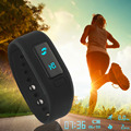 Novo Rastreador De Fitness Saúde Pulseira Inteligente Pulseira Sports Sono Monitor de Freqüência Cardíaca Pulseira Pulseira UP2