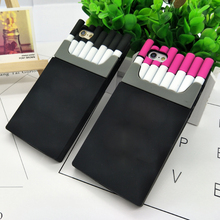 3D Cigarette Phone Case For iPhone 7 Creativity Soft Silicon TPU cover