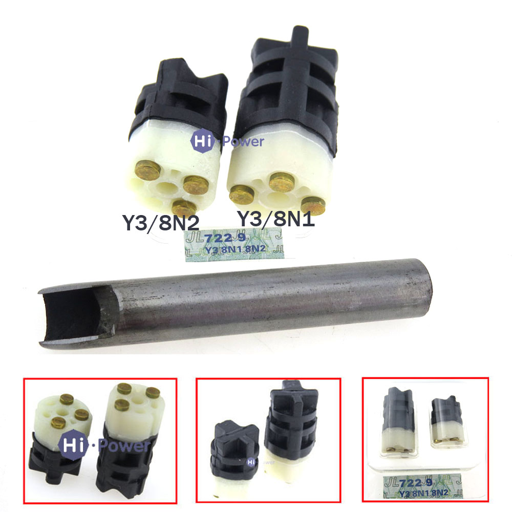 722 9 Spend Sensor Y3 8n1 Y3 8n2 Tested Transmission Shift Solenoid Kit for Mercedes Benz