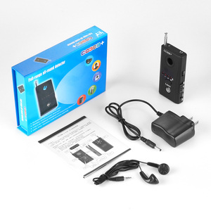 Image 5 - ET pełnozakresowy wykrywacz błędów szpiegowskich CC308 + Mini kamera bezprzewodowa ukryty sygnał GSM WiFi wykrywacz błędów sonda Monitor anty szpieg