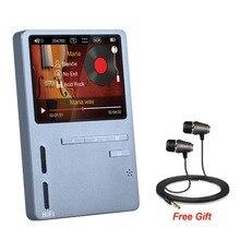 ONN X6 8 GB Professionnel sans perte musique mp3 hifi lecteur de musique avec écran TFT soutien APE/FLAC/ALAC/WAV/WMA/OGG/MP3 format
