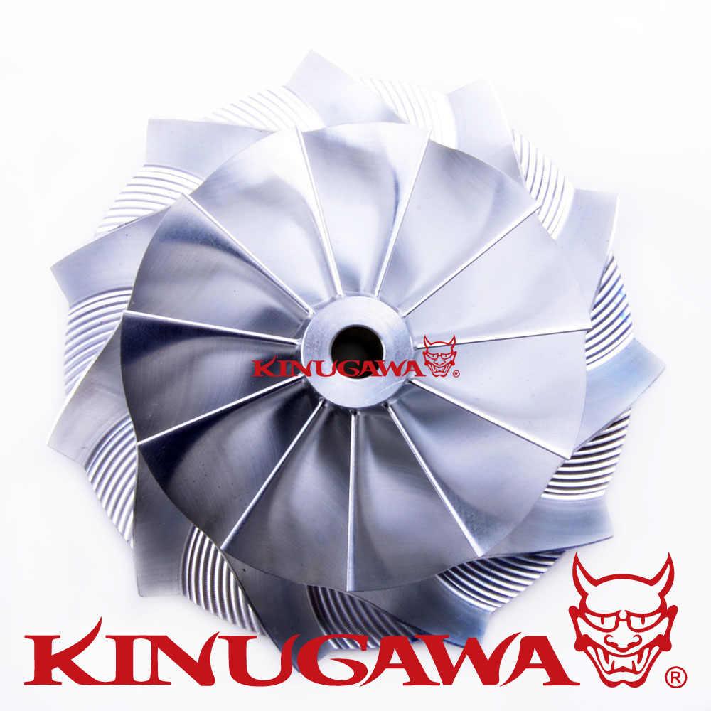 Detail Feedback Questions about Kinugawa Turbo Billet Compressor