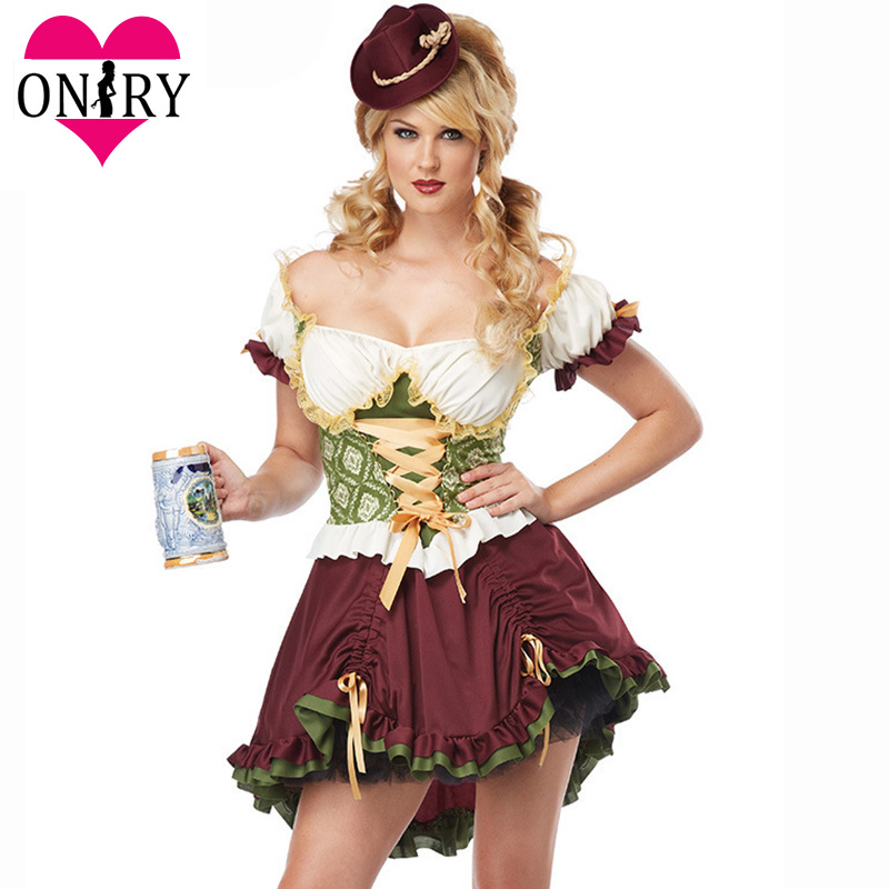 3ca644f329 Promo Offer Carnival German Bavarian Oktoberfest Beer Girl Costume ...