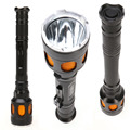 Bright 2000 Lumens 5-Modes XM-L T6 LED Zoomable Black Light Flashlight lanterna Torch Outdoor Work Flashlight 18650 Battery