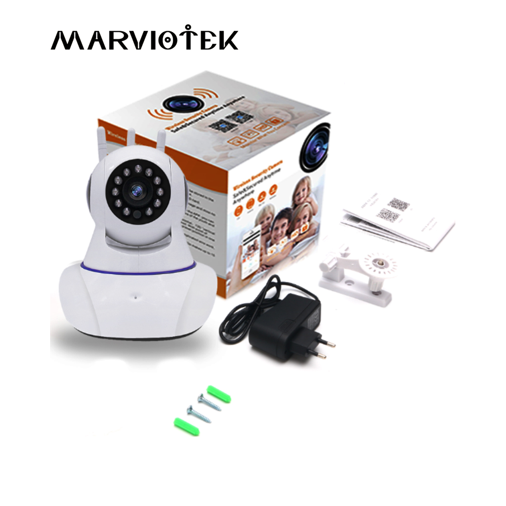 1080P Full HD Wireless Camera Wi-fi Sucurity CCTV Camera Network Surveillance Mini CameraIR CUT Night Vision Onvif Two-way Audio цена