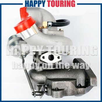 GT1749S Turbo hyundai için turboşarj H-1 Starex KIA Pregio için Sportage 2.5L 715924-0001 715924-0003 715924-5001 S 715924-5003 S