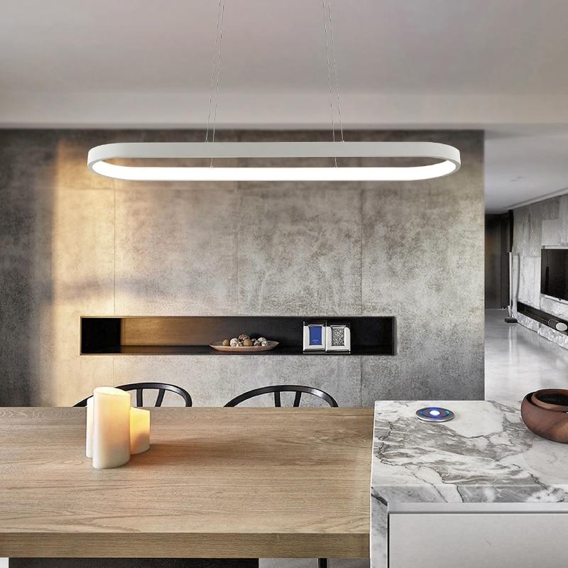 Modern Led Chandelier For Living Dining Kitchen Room lampadari ...