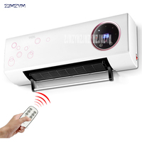 220vV/2000W heater home wall heater bathroom remote control bath dual use electric heating waterproof energy saving heater