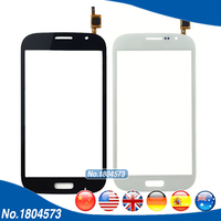 Wholesale For Samsung Galaxy Grand Duos I9080 I9082 Touch Screen Digitizer Black Or White Color 5PCS