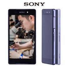 Original del 100% Para SONY Xperia Z2 LCD de Pantalla Táctil con Pantalla Digitalizador Asamblea Frame Para SONY Xperia Z2 D6502 D6503 D6543