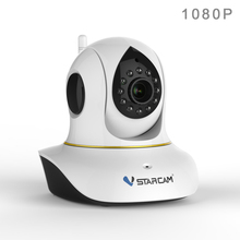 Vstarcam C38S 2.0MP FULL HD Wireless IP Camera 1080P Infrared Audio Record 128G SD Card Slot Security CCTV Indoor Webcam