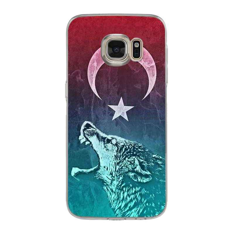Yinuoda la république de turquie drapeau Ankara image classique coque de téléphone pour samsung galaxy S9 S7 S6 edge plus S5 S9 S8 plus Note 9