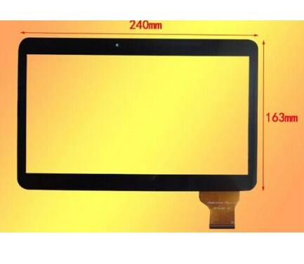 Witblue New touch screen For 10.1 Dexp Ursus 10E 3G Tablet Touch panel Digitizer Glass Sensor Replacement Free Shipping new dexp ursus 8ev mini 3g touch screen dexp ursus 8ev mini 3g digitizer glass sensor free shipping