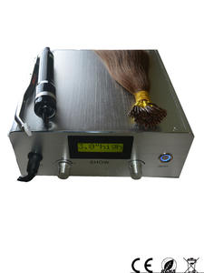 Cold-Fusion-Technology Connectors Iron-Machine Hair-Extension Salon-Tools Ultrasonic