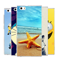 For ZTE Star 1 Case New Style Fashion Painting Cover PC Plastic Hard Cases For ZTE Star 1 S2002 Cover + Gift Dust Plug