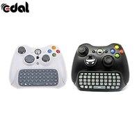 Беспроводной контроллер Messenger игровая клавиатура Клавиатура ChatPad для XBOX 360 черный белый аксессуары для игр