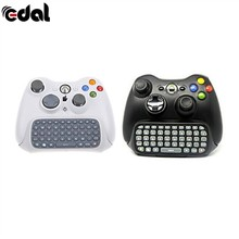 Keyboard Nirkabel Kontroler Nirkabel Messenger Game Keyboard Keypad Chat Pad untuk Xbox 360 Game Controller(China)