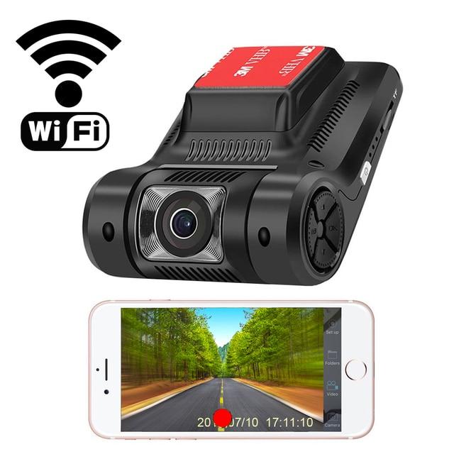 2018 Auto Wifi Hidden Dash Cam Car DVR Mini Camera Registrator Dash Cam Camera FHD 1080P Night Vision Digital Video Recorder