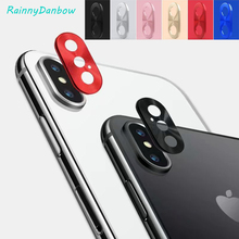 Brand New Camera Phone Lens Protective Case Cover Alloy Metal Cool Gadgets cap for Apple iP