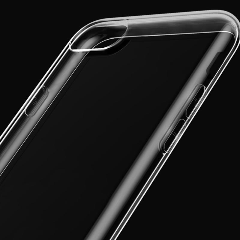 Funda de teléfono transparente para Lenovo P2 K5 Pro K3 Note K6 Note silicona TPU transparente, blando ultrafino