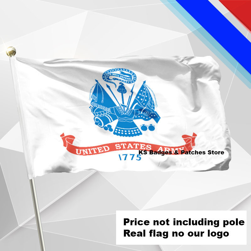 U.S.A. Army Flag Flying Flag Fabric Flag Flying Flag Various Size Price Not Including Pole